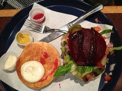 Morgan's Burgers