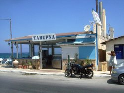 Ta Kioupia tou Tzo Restaurant - Beach Bar