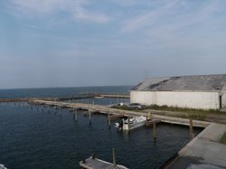 Harker's Island Fishing Center Motel and Marina