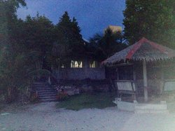 Dusk at Bigsand resort and Campgrounds