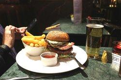 The Haggis Burger!