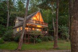 Hiwassee River Cabins