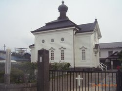 Shirakawa Haristos Othodox Church