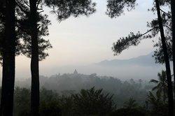 Borobudur View