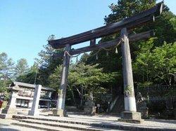 Togakushi Shrine Chusha