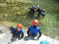 Canyoning by Couleur Corse