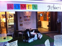 Gelateria Romea - Ice cream with Love