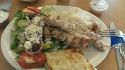 Athena Greek and American Restaurant