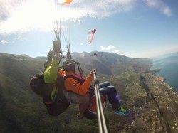 Tandem Paragliding Malcesine