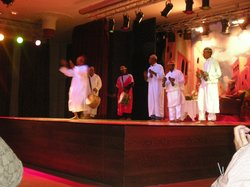 Moroccan performers - evening entertainment