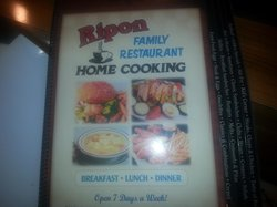 Ripon Family Restaurant