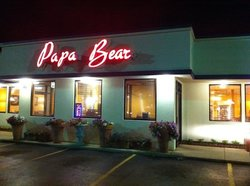 Papa Bear Family Restaurant