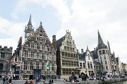 Gent-Sint-Pieters Railway Station