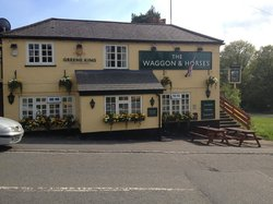 Waggon and horses chalfont st peter
