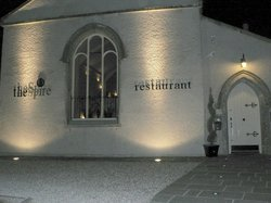 The Spire restaurant