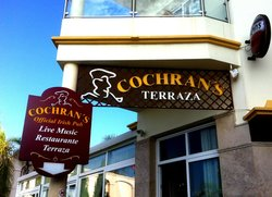 Cochran's Terrace-Bar