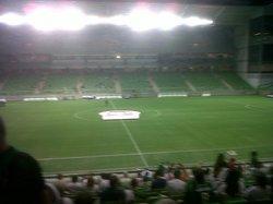 Arena Independencia - Campo do América Futebol Clube MG