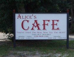 Alice's Cafe