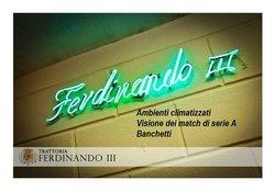 Trattoria Ferdinando III