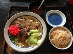 Shureisoba&Okinawa Cuisine
