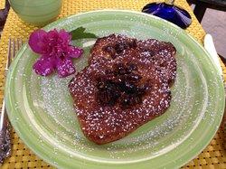Breakfast - Praline French Toast