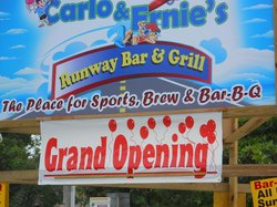 Carlo & Ernie's Runway Bar