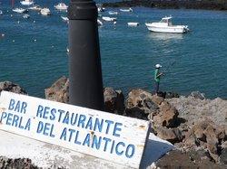 restaurante la perla del atlantico