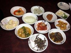 Kim Chi & BBQ