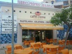 Caffe Creme Cafetaria