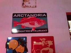 Arctandria restaurant