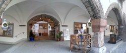 v. Hoesslin Berchtesgadener Keramik