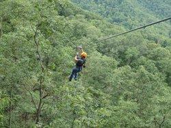 The Gorge Zipline Canopy Tour