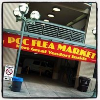 Pasadena City College Flea Market