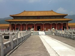 Palace of Ming and Qing Dynasties