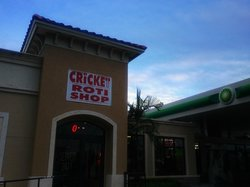 Cricket Roti Shop