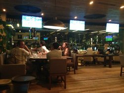 Diners at Sonora Prime