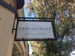 Stonestreet Tasting Room