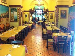 Benvenuti Al Sud Pizzeria\Ristorante