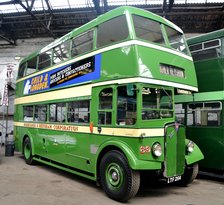 Keighley Bus Museum