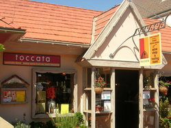 Toccata Tasting Room