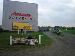 Mustang Drive In Picton