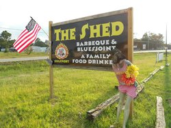 Shed Barbecue