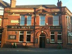Fox and Newt Leeds