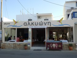 Alkyone Restaurant
