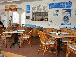 Restaurante isla del aire