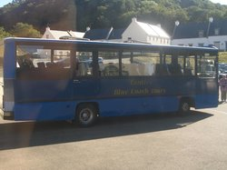 Tantivy Blue Coach Tours