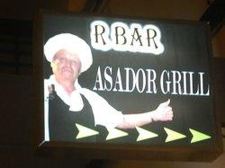 R bar grill