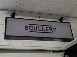 ‪Scullery‬