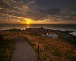 Runde Lighthouse