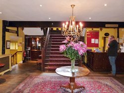 George Hotel of Colchester Restaurant
